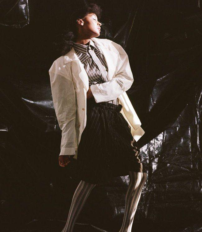 卓丹·邓大片来咯,尽情演绎风格大片,有种异域风情的美