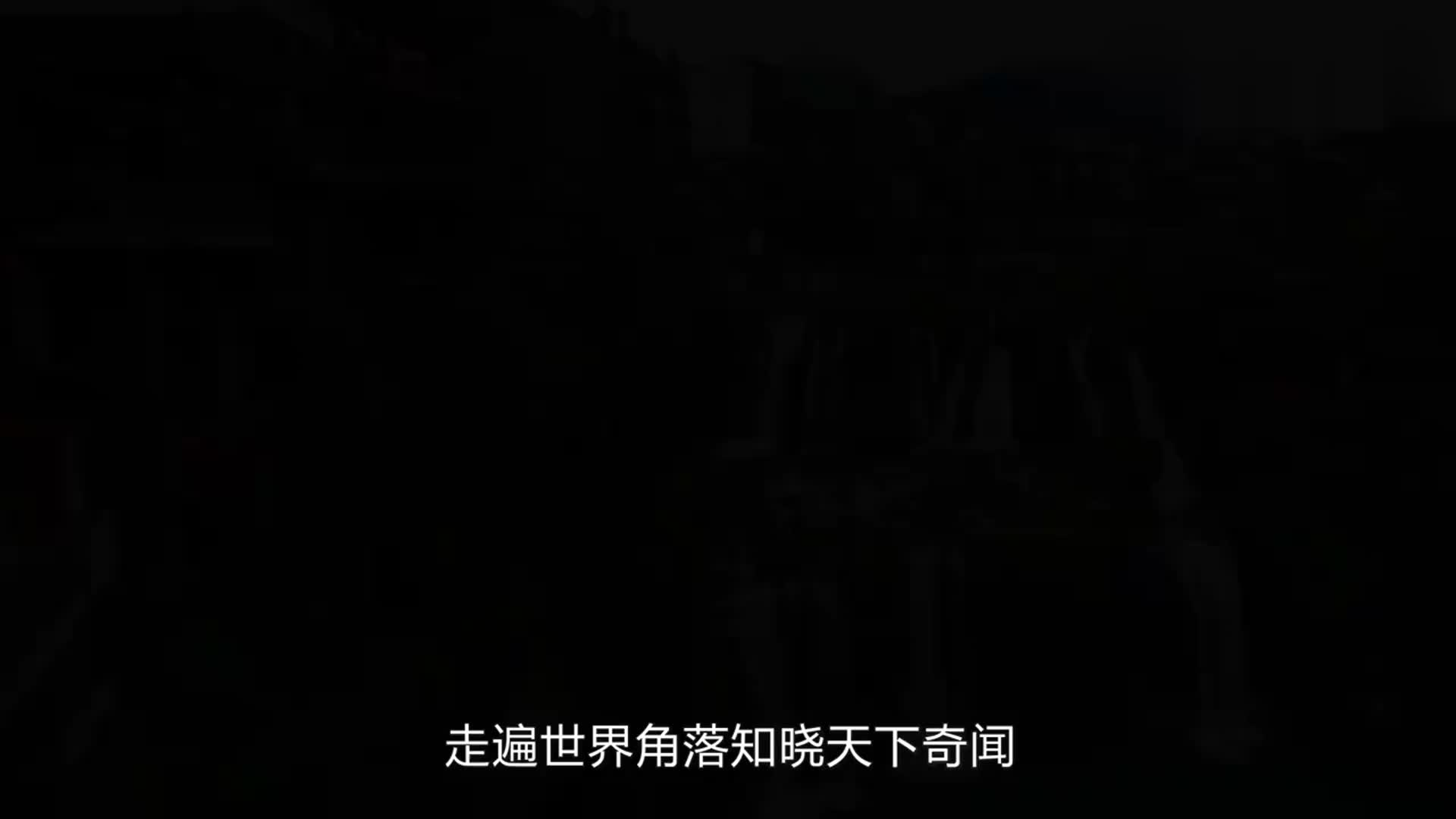 """悬崖之上的""""土司行宫"""",挂在瀑布上千年,一生一定要去一次"""