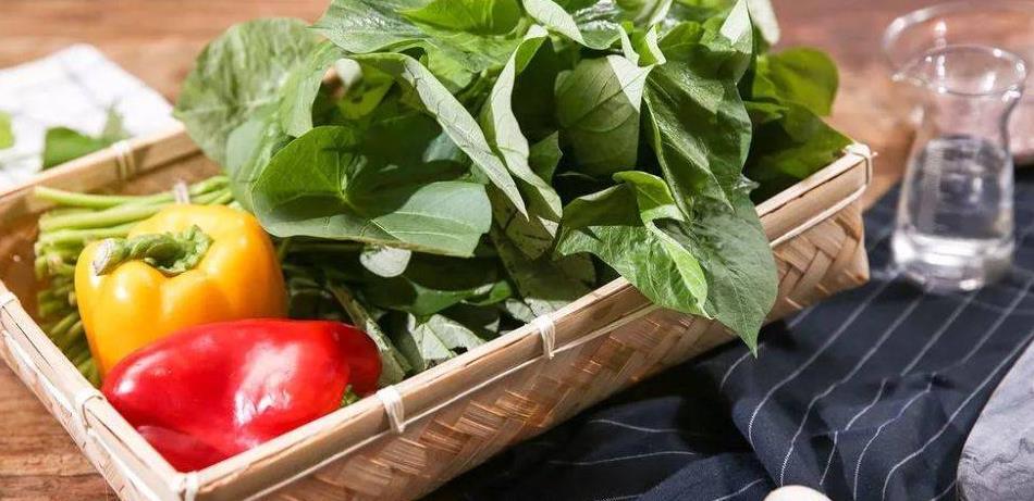 地瓜叶居然这么有营养?美味健康好处多多!