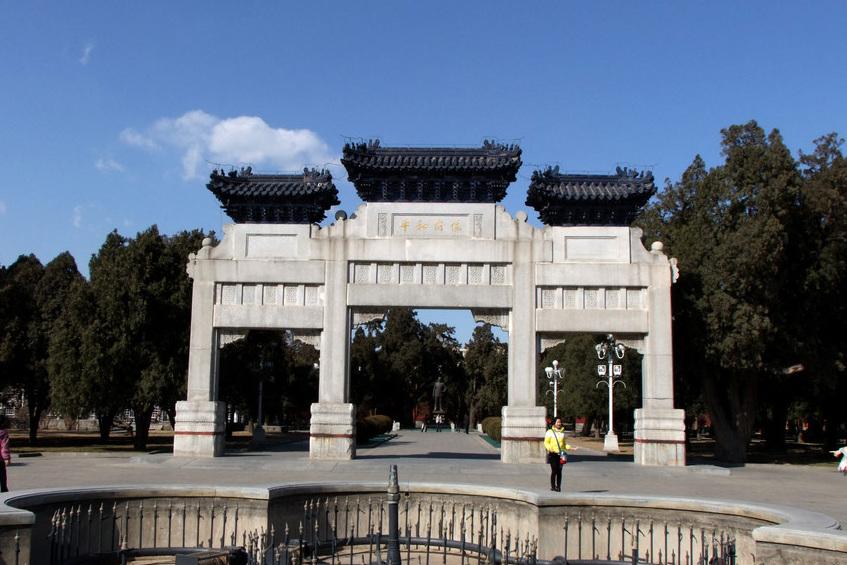 北京不输苏州园林的公园,门票3元却常被忽略,就位于天安门旁边