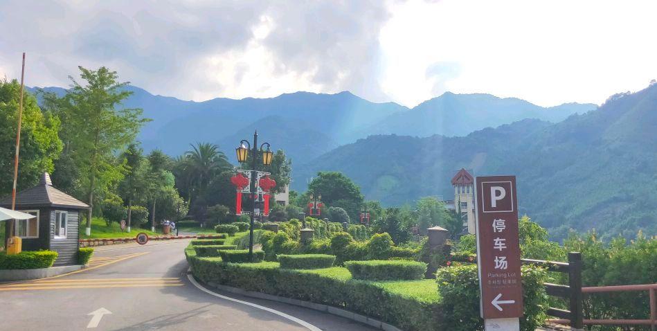 广西自驾游之贺州西溪森林温泉度假村,来看看广东人钟爱的地方