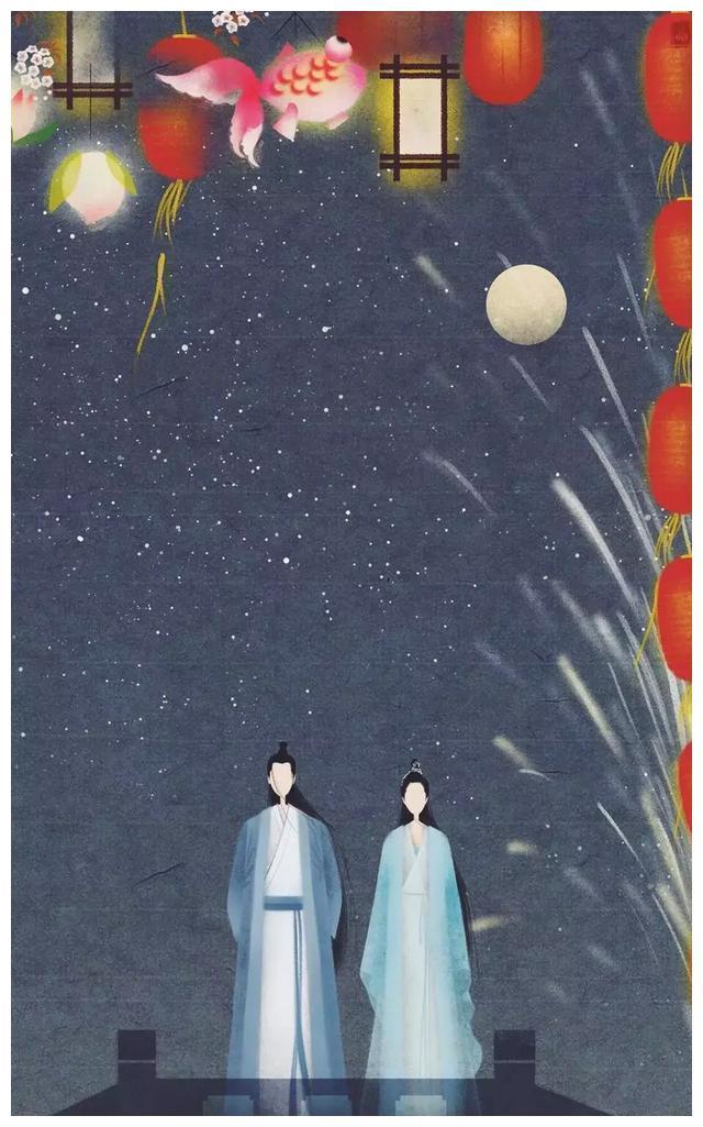 """元宵节为啥会是古代女子的""""情人节""""?"""