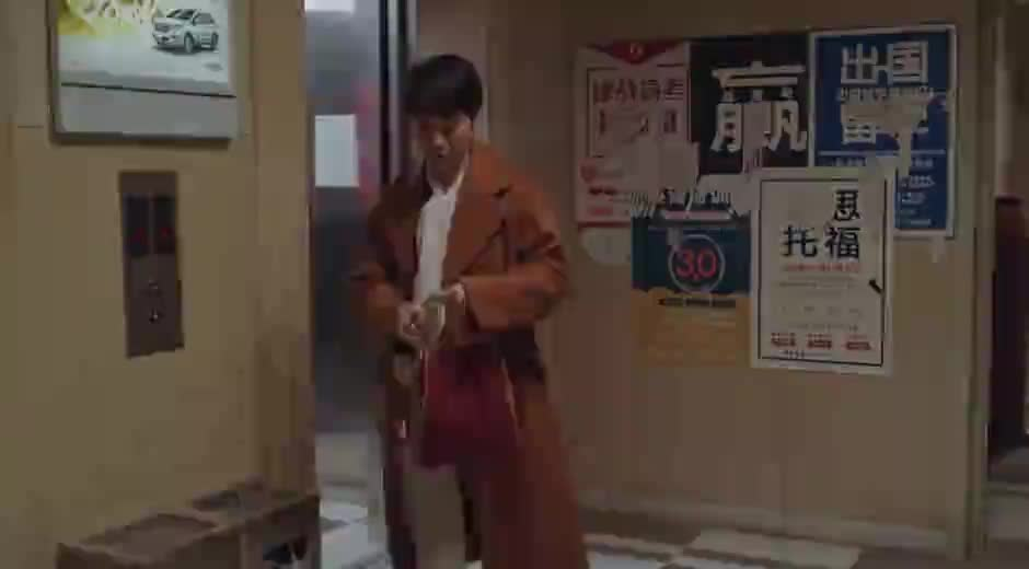 小欢喜:方圆醉酒睡在楼道,人到中年的心酸,大侠变成了岳不群呐