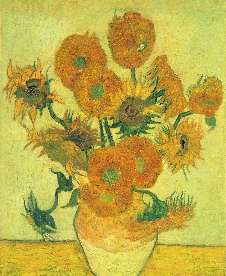 梵高的静物画,以花卉、食物等为题材,带你进入17世纪的荷兰