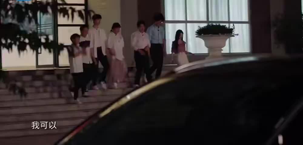 青春环游记2:毕业季派对环节面试官读错鞠婧祎