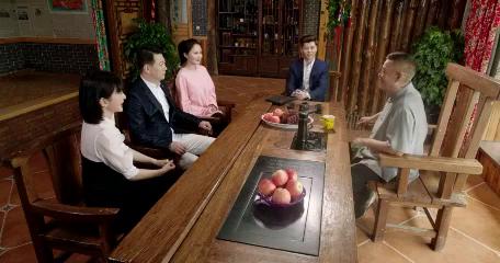 乡村爱情:英国留学大学生见王大拿,他直言是亲同学吗?