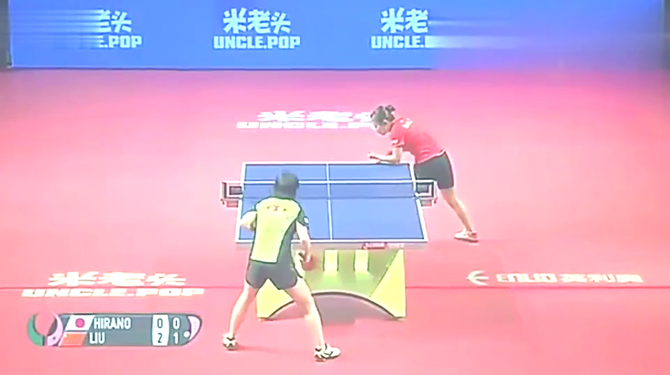 大型打脸现场日本乒乓天才平野美宇太嚣张差点被刘诗雯剃光头!