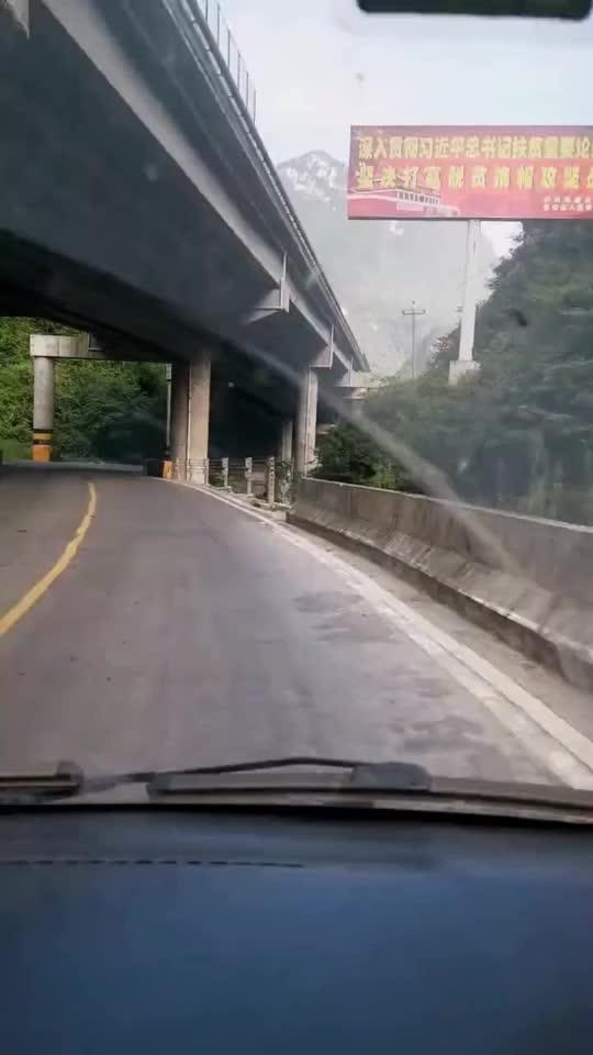 贵州大山里的超级工程令人无比的震撼祖国不愧被称为基建狂魔