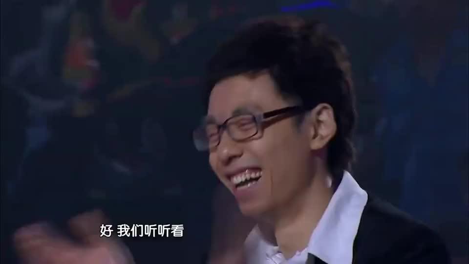 王栎鑫表演完,许杰辉夸他是模仿的最像的1个!
