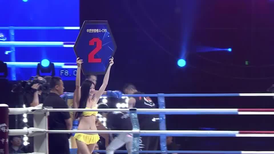 苦战!没想到中国全运会冠军面对泰国泰拳王的时候竟不占上风!