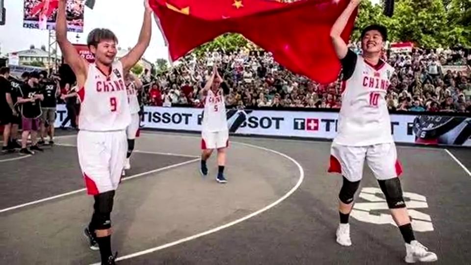 新疆女篮官宣签下3X3世界冠军成员下赛季随队征战WCBA