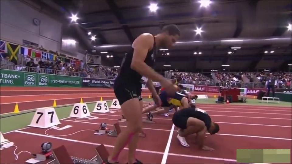 中国骄傲!世界室内田径巡回赛男子60米苏炳添6秒49夺冠