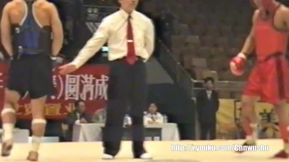80kg 王聚龙(湖南)VS 纪本平(安徽)