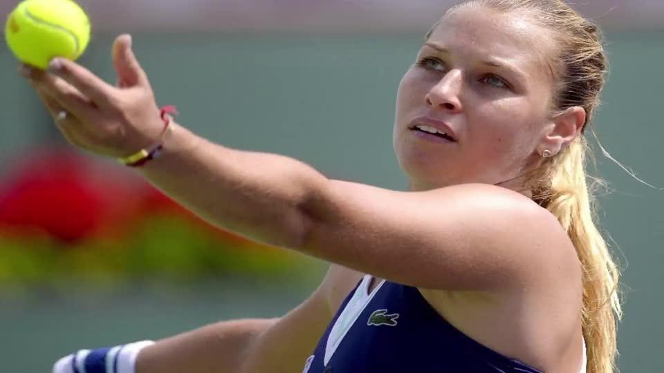 高光时刻拿过总决赛冠军世界排名第四 齐布尔科娃宣布退役