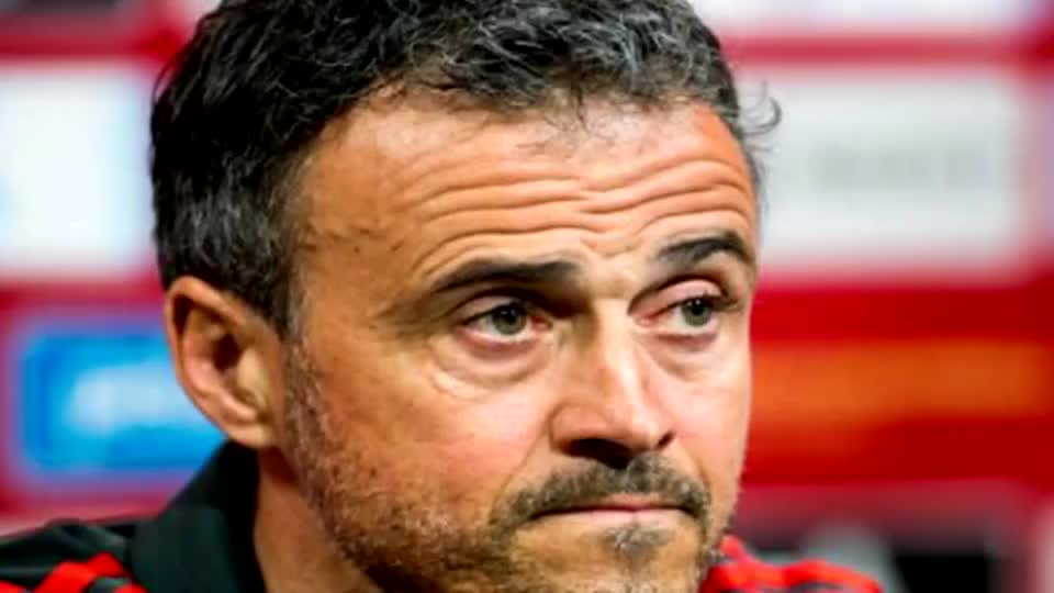 官宣!西班牙队恩里克回归执教征战欧洲杯 3年内第5次换帅