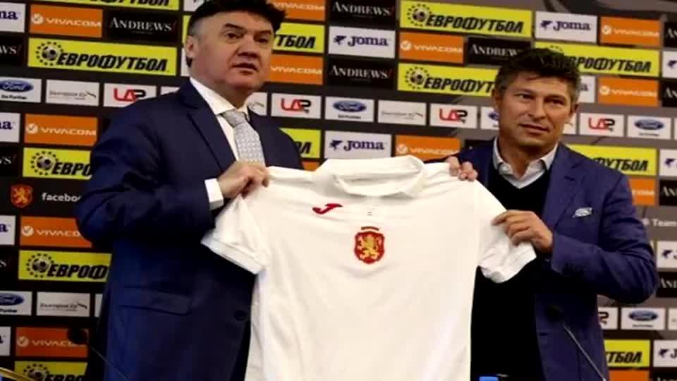 官宣!保加利亚传奇球星巴拉科夫出任国家队主帅 出战欧预赛