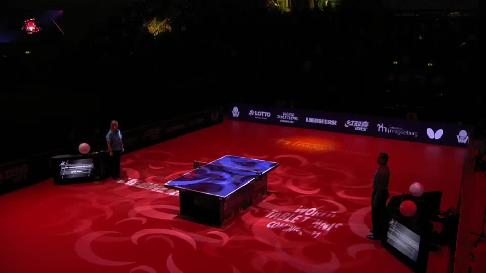 国乒爆冷之战,樊振东3-1领先局面一片大好,被奥恰洛夫4-3逆转