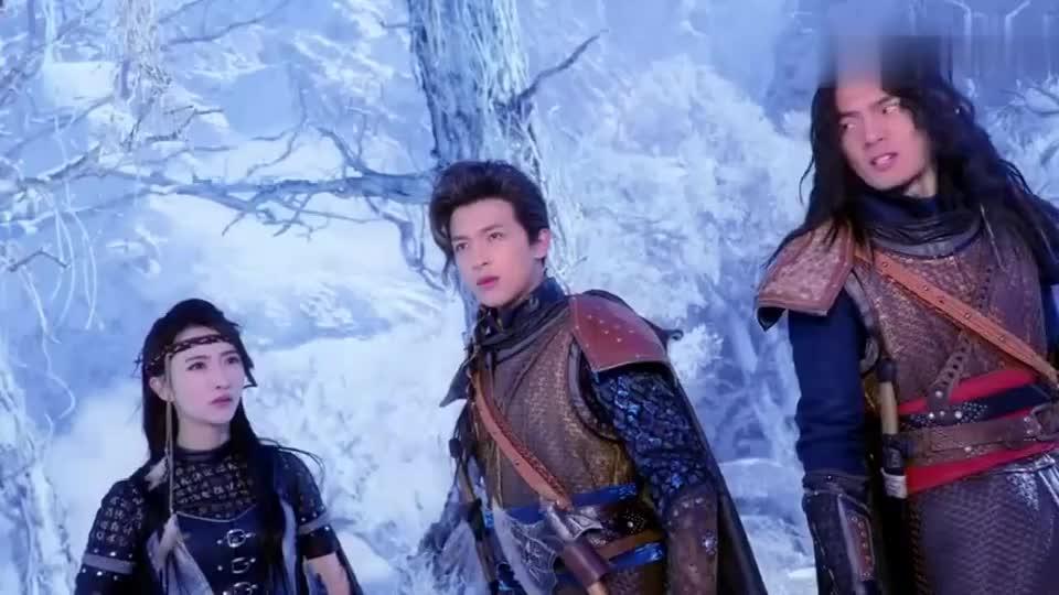 幻城:梨落竟能唱出人鱼之歌,怎么回事,梨落和岚裳灵魂互换了?
