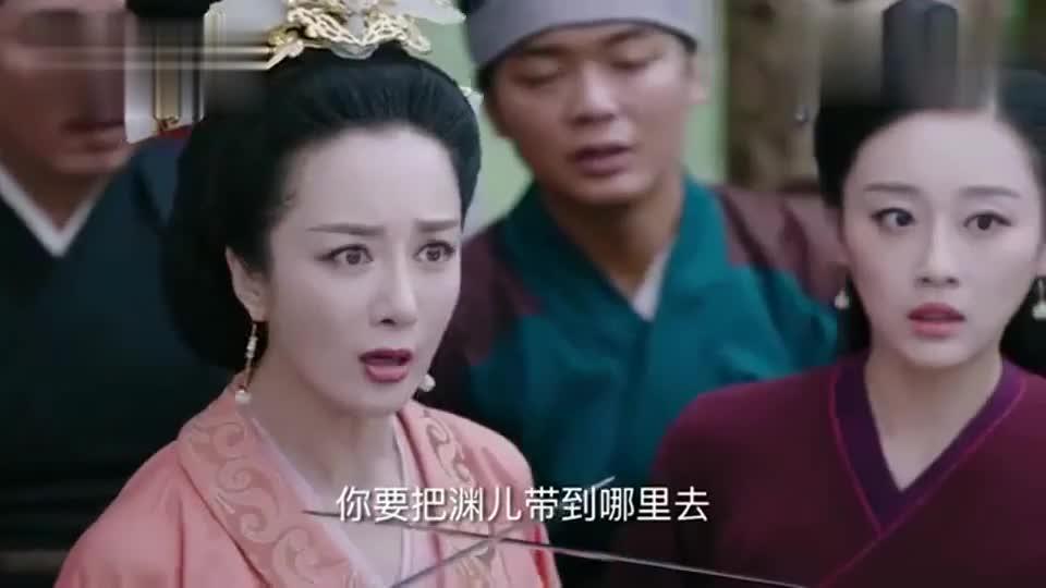 孤独天下:曼陀作妖,杨坚对她忍无可忍,把她送到龙兴寺让她出家
