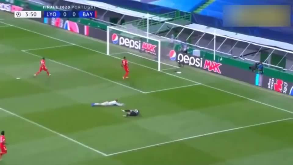 拜仁3_0里昂决赛会师巴黎,内马尔vs莱万,谁是今年的足球先生呢