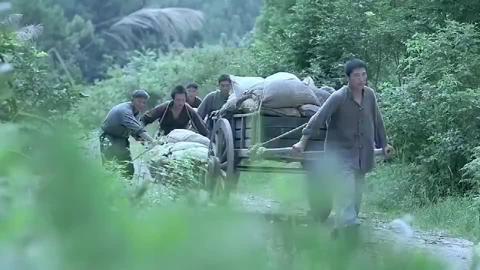 土匪被部队一顿收拾,怎想一报出大当家的名号,部队师长都被惊动