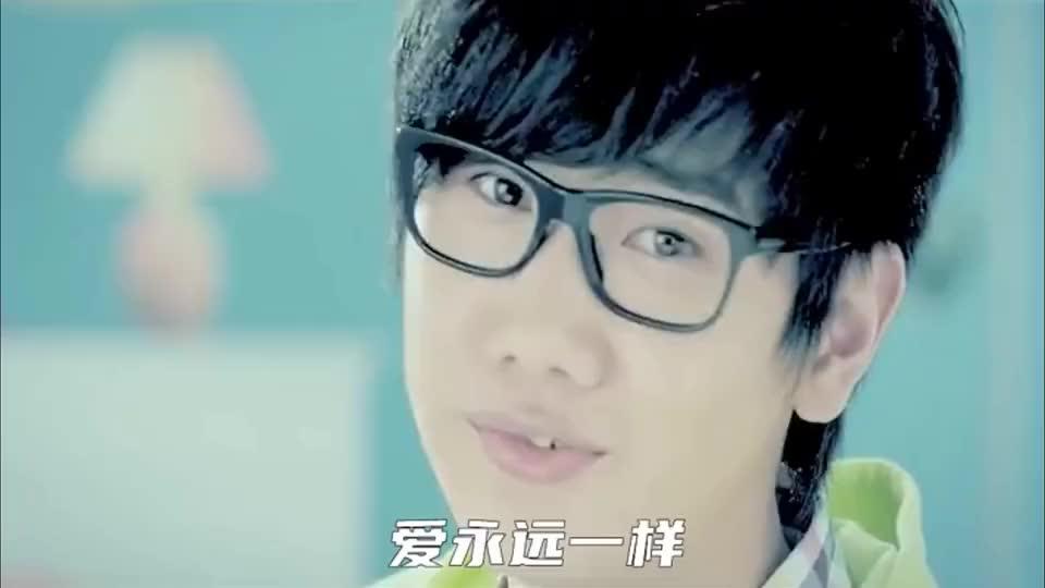 汪苏泷的《不分手的恋爱》,是多少人的青春,校园时光!