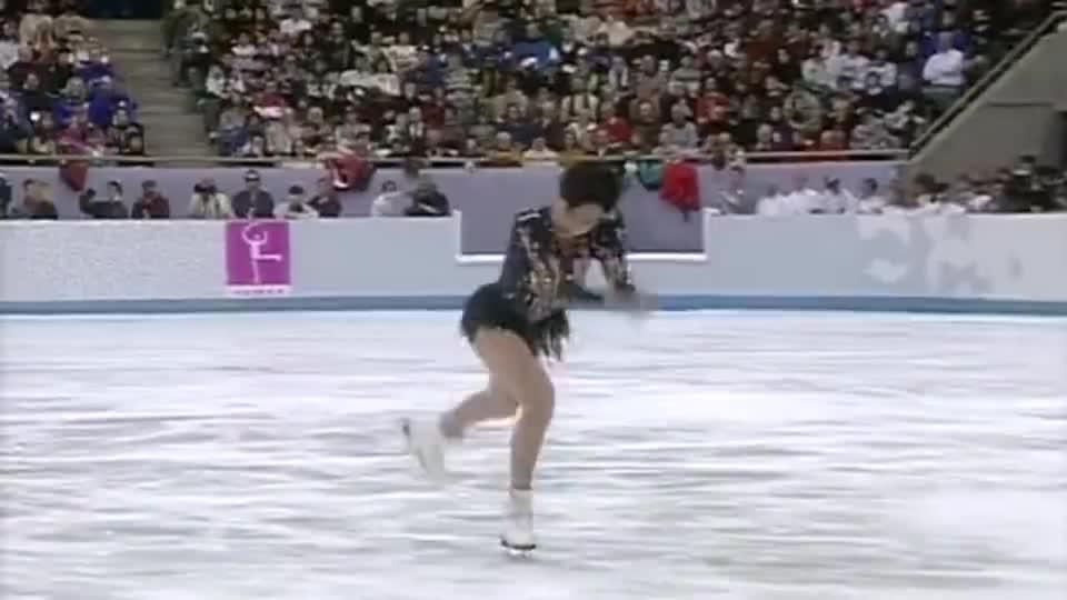 重温1994年利勒哈默尔冬奥会花样滑冰女单自由滑