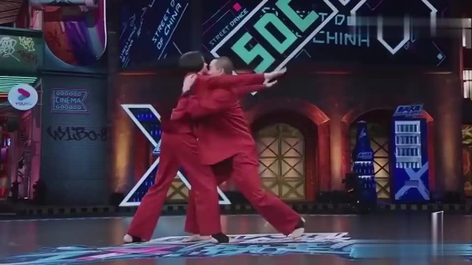 街舞3的这段舞蹈《囍》太好看了!