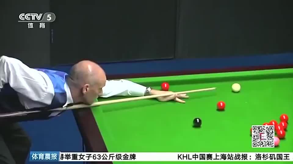 经典回顾:斯诺克世界公开赛,李行击败艾伯顿会师丁俊晖