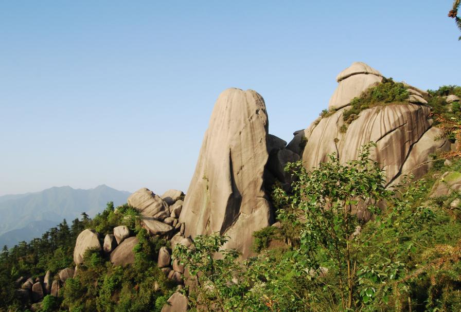 浙江这处被遗忘的山峰,徐霞客曾在此游览三天,今却无人问津