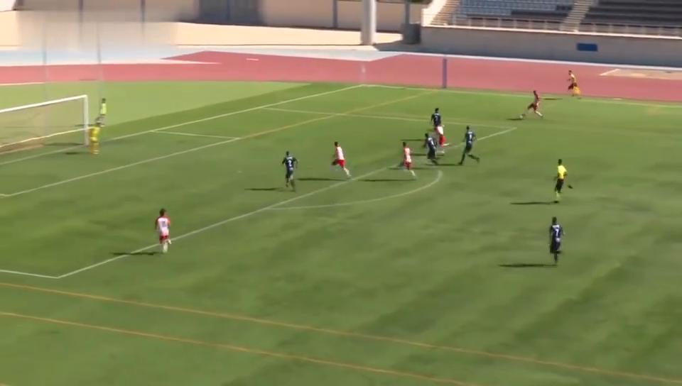 林良铭两记抢点梅开二度助阿尔梅利亚B队获胜,网友继续努力