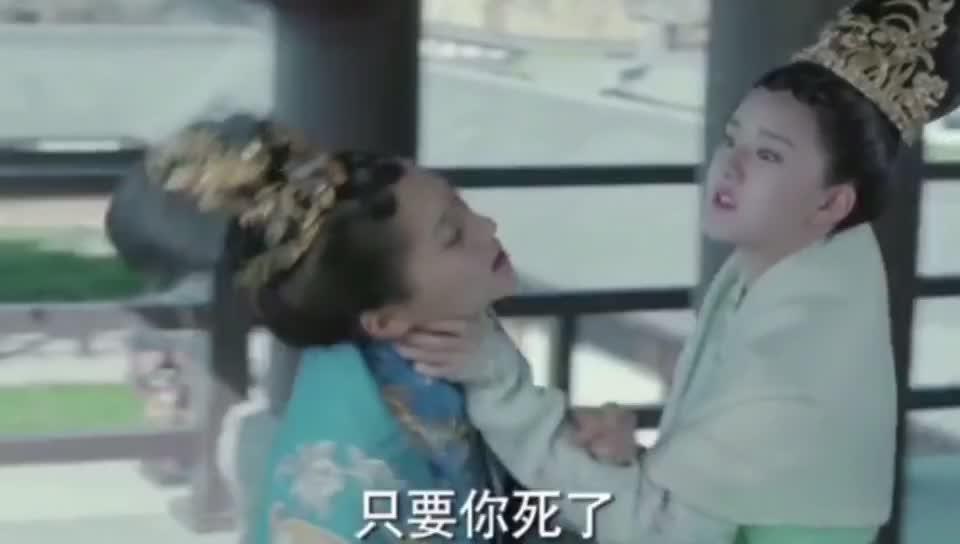 《凤囚凰》第15集:马雪云为了陷害刘楚玉,连跳楼自杀都敢豁出去