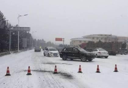 辽宁的一场暴雪,让人们看清新能源汽车真面目,车主心态炸裂