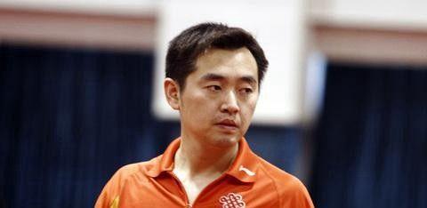 """孔令辉,曾是第一代体育明星和全民偶像,曾被封为""""乒乓球王子"""""""