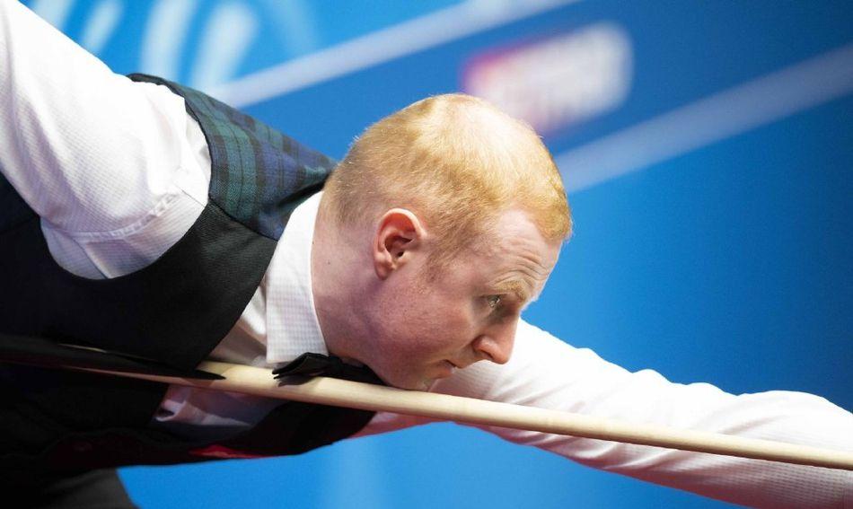 2020年世界斯诺克锦标赛首轮,麦克吉尔10比9淘汰利索夫斯基