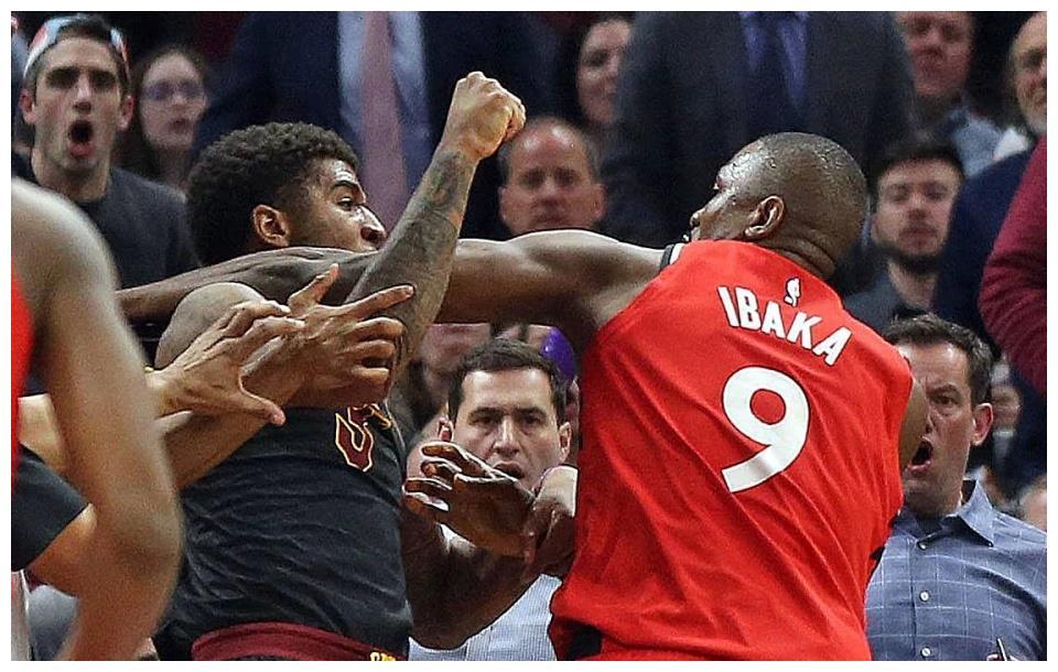 """现役中最""""恶汉""""的5大NBA球员,隆多格林上榜"""