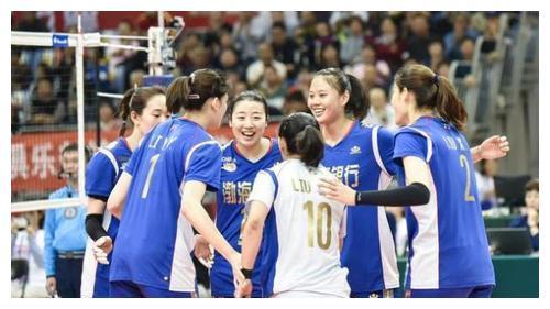 天津女排或在9月一分为二,兵分两路参赛,目标都为冠军