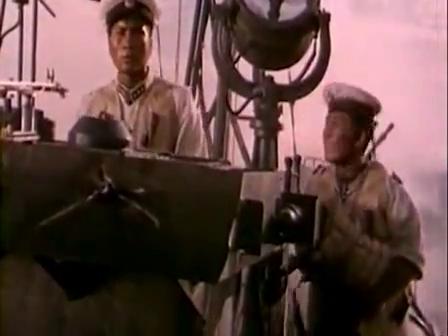 建军节前夕,向中国海军前辈致敬!不畏牺牲,鱼雷艇撞沉敌人舰艇