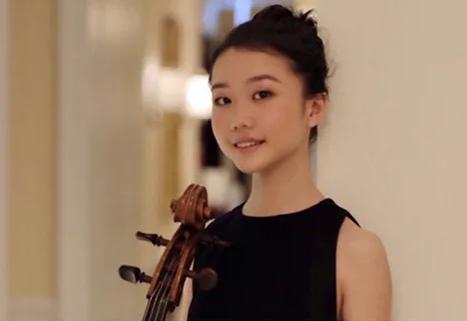 杭州00后天才大提琴少女拿下国际音乐比赛奖!她最想念河坊街豆腐