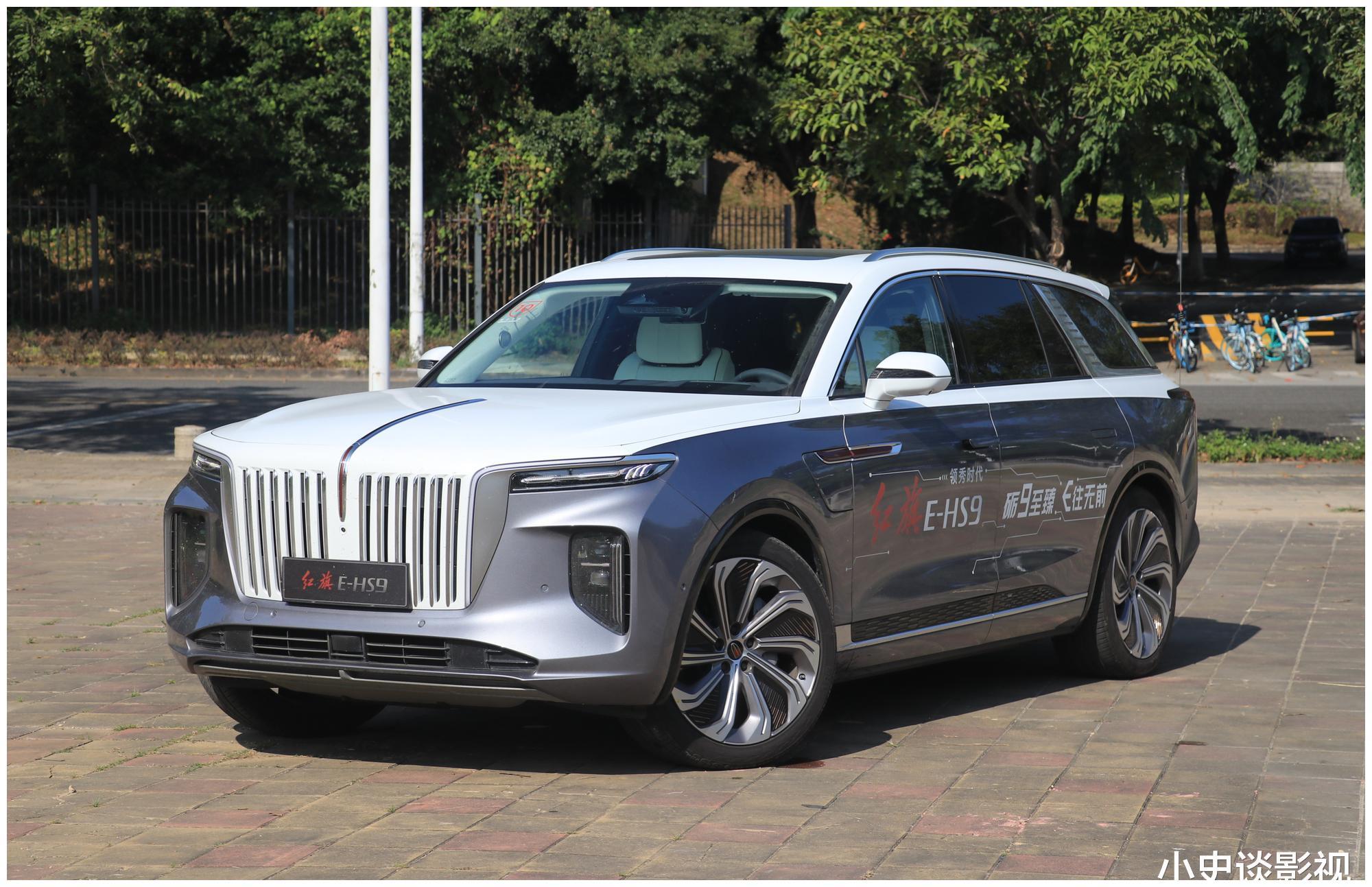 新车车长超五米二,配水晶档把+4S破百,堪称最有排面的国产车!