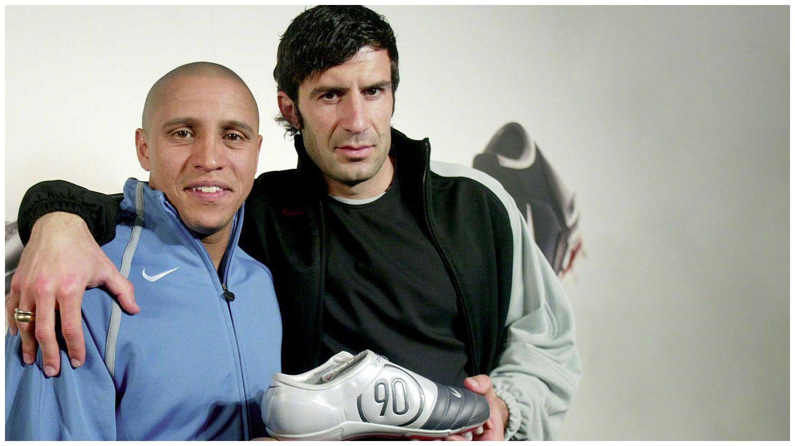 卡洛斯觉得菲戈的天赋在C罗之上,C罗赶上了葡萄牙足球的好时代