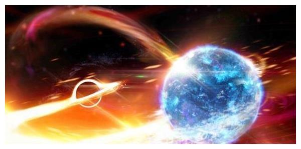 黑洞和中子星碰撞合并:不产生可探测到的光线 宇宙最强