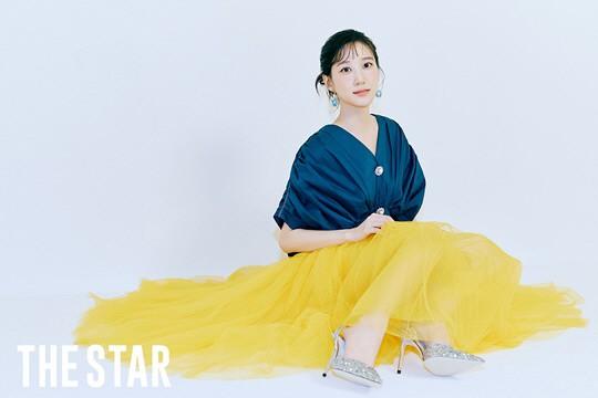 韩国女艺人朴恩彬最新杂志写真曝光