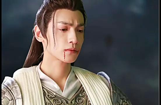 白发:罗云熙不一样的男二角色,同样的爱而不得,求抱走