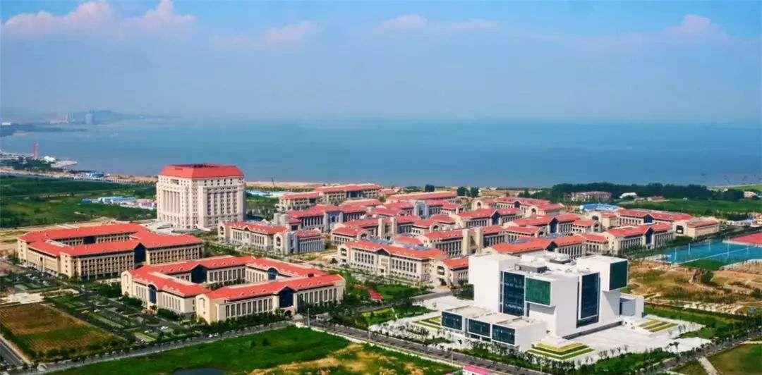 山东大学青岛校区风景怎么样,美不美,欢迎新生报考