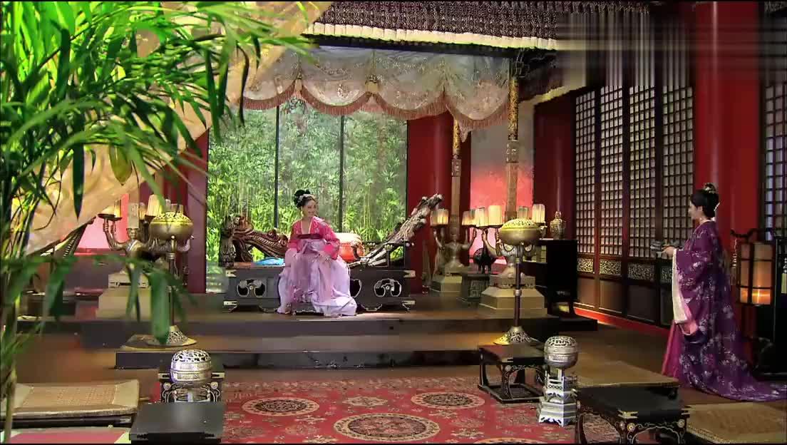 刘宝林想在媚娘的食物中下毒,怎料皇后恰好赶到,接下来好看了