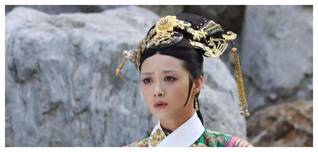 蒋欣、华妃、夏紫四个漂亮的字符都不是什么,后一个是颜值的峰值