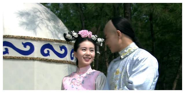 步步惊心:若曦与八爷草原行,旁若无人谈恋爱,江山美人都想要