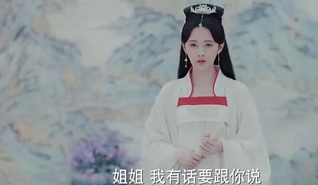 许姐姐误会白素贞,以为白素贞离开许仙,是因为许仙的病情!