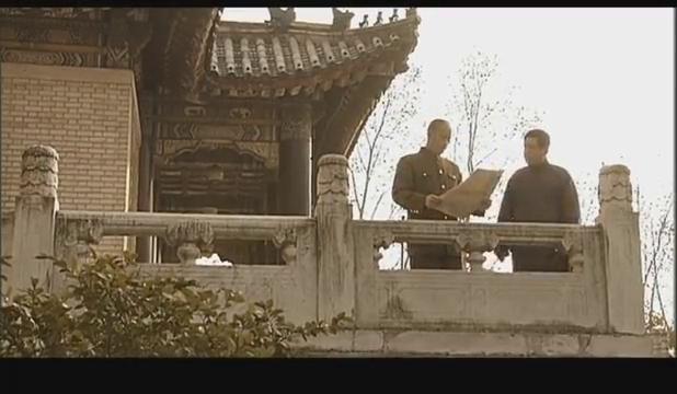 影视:杨虎城母亲去世,于右任找蒋介石为关押监狱的杨虎城求情